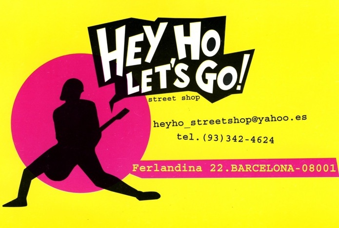 Hey Ho! Skate Shop1