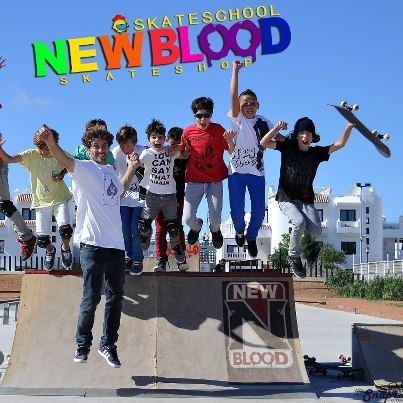 new blood school