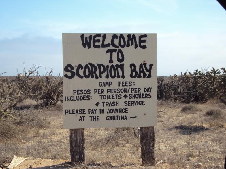 Scorpion-Bay